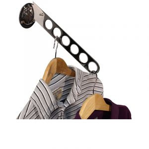 Clothes Hanger, Chrome Plated, 275mm
