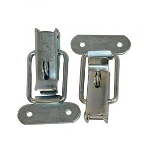 Toggle and Catch, Nickel Plated, 64mm, 2 Pieces