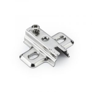 Titus Slide On Mounting Plate, Screw-on, 3mm