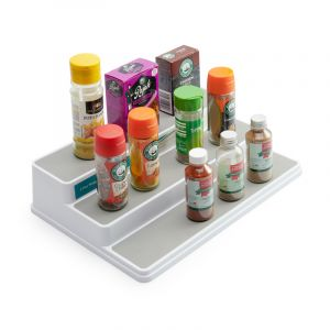 Spice Tray, 3 Tier, Stepped, 375mm x 255mm x 85mm