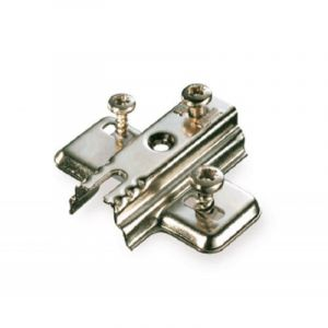 Titus Slide-On Mounting Plate - Screw-on - 0mm