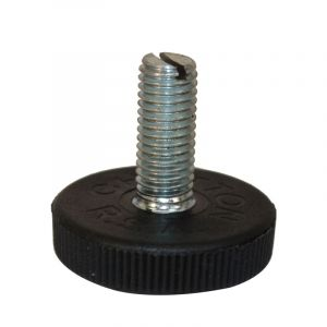 Leveling Foot, 38mm, M10 x 25mm