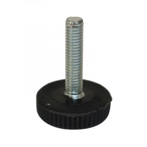 Leveling Foot, 25mm, M6 x 25mm