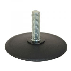 Leveling Foot, 76mm, M10 x 25mm