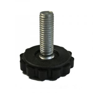 Leveling Foot, 32mm, M8 x 25mm