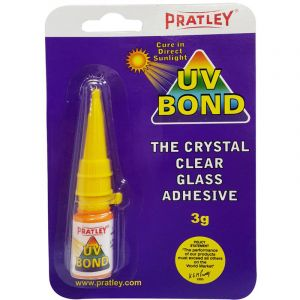 Pratley UV Bond, 3g