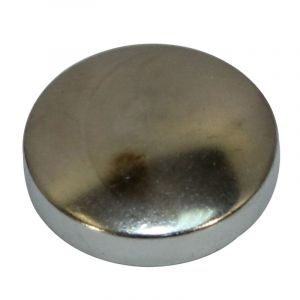 Button Tops and Backs, 28mm, 100 Pieces