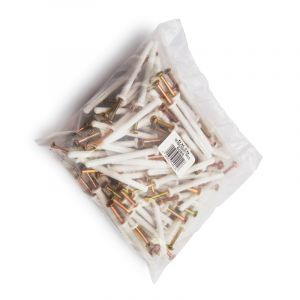 Masonry Nails, 6mm x 70mm, 100 Pieces