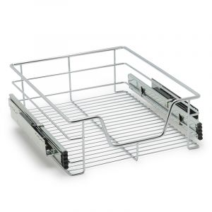 Chrome Pull Out Basket, 450 Unit