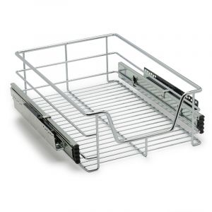 Chrome Pull Out Basket, 400 unit