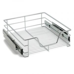 Chrome Pull Out Basket, 500 unit