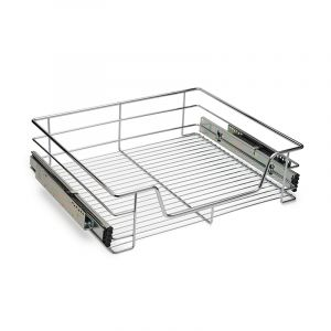 Chrome Pull Out Basket, 600 unit