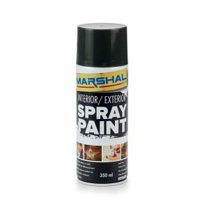 Marshal Spray Paint, Machine Grey, 350ml