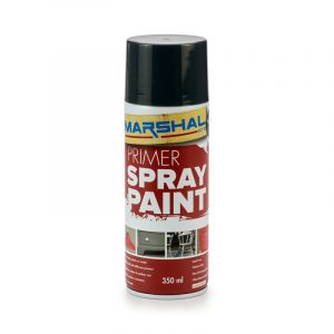 Marshal Spray Paint, Grey Primer, 350ml