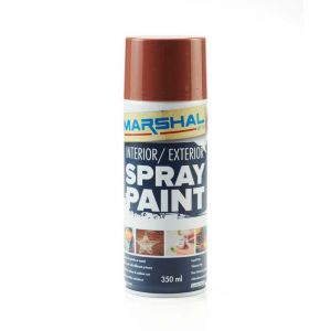 Marshal Spray Paint, Brown, 350ml