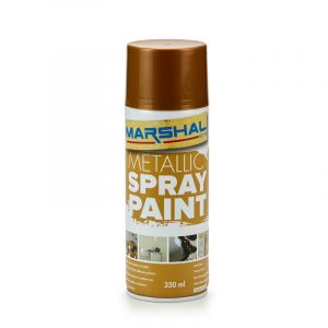 Marshal Spray Paint, Rose Gold, 350ml
