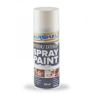 Marshal Spray Paint, Clear Lacquer, 350ml