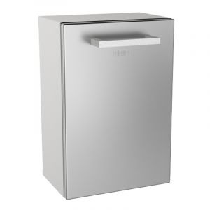 Franke Sanitary Towel Disposal and Waste Bin for Wall Mounting, RODX611